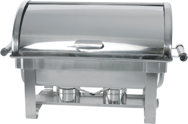 Chafing Roll top